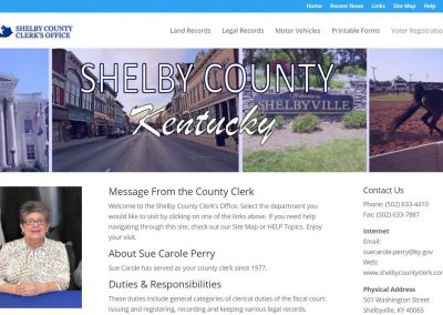 Shelby County Clerk